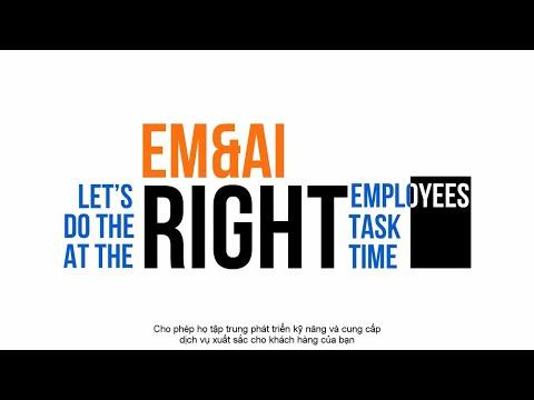 EM&AI Virtual Agent & Virtual QC Ecosystem