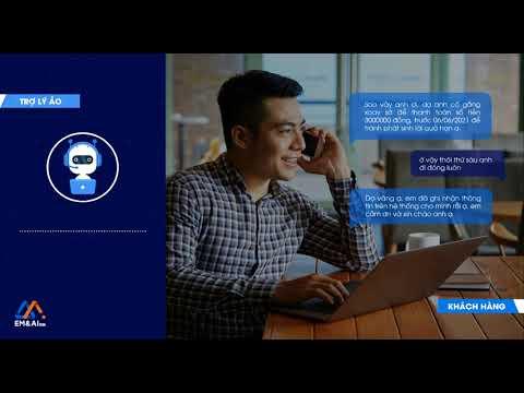 EM&AI Voicebot nhắc hạn thanh toán